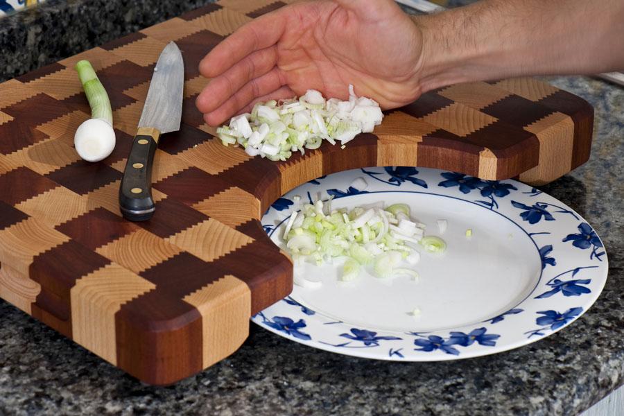 Nuevos modelos de tablas de cortar - Como hacer una tabla para picar de madera ...