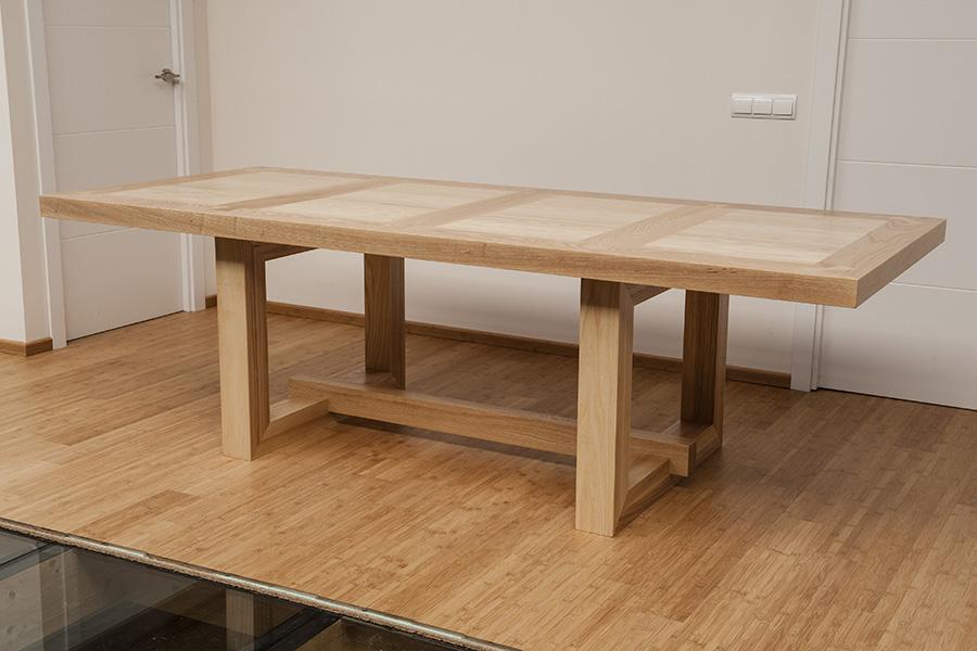 Arte en madera tablas de cortar madera maciza muebles for Mesas de comedor a medida
